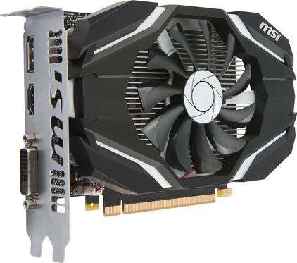 MSI GeForce GTX 1050 2G OC