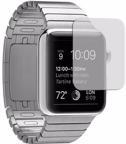 SBS Mobile Screen Protector Apple Watch 38mm High Resistant