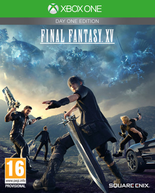 Final Fantasy XV Day One Edition Xbox One