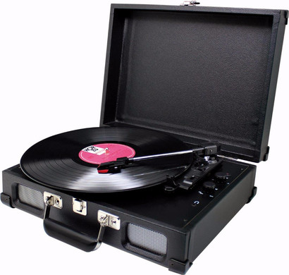Soundmaster PL580 Zwart