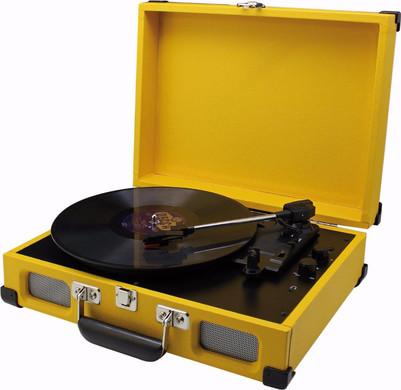 Soundmaster PL580 Geel