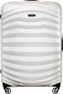 Samsonite Lite-Shock Spinner 75cm Off White