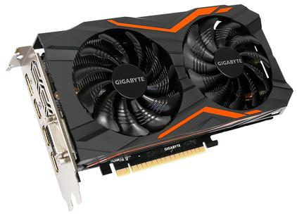 Gigabyte GeForce GTX 1050 G1 Gaming