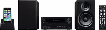 Pioneer X-HM32V + 3,5mm kabel 0,25m + 8 GB USB
