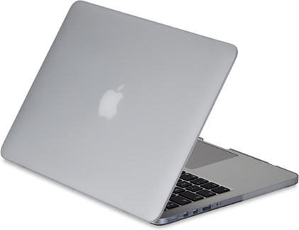Gecko Covers Hardshell Case MacBook Pro Retina 13'' Wit (A1425/A1502)