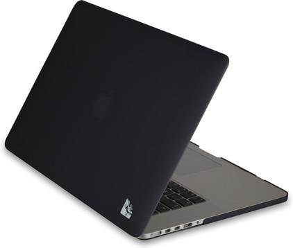 Gecko Covers Hardshell Case MacBook Pro Retina 15'' Zwart (A1398)
