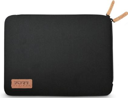 Port Designs Torino Sleeve 12,5'' Zwart