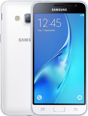 Samsung Galaxy J3 (2016) Wit