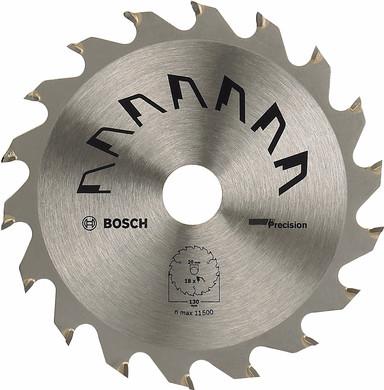 Bosch Zaagblad Precision 130x20x2mm T18