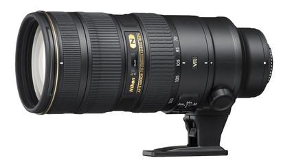 Nikon AF-S 70-200mm f/2.8G ED VR II