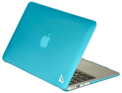 Gecko Covers Hardshell Case MacBook Air 11'' Blauw