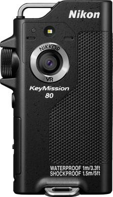 Nikon KeyMission 80 Black