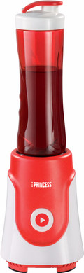 Princess Personal Blender Strawberry Red