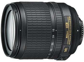 Nikon AF-S 18-105mm f/3.5-5.6G ED VR DX