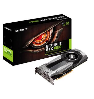 Gigabyte GeForce GTX 1080 Ti Founders Edition
