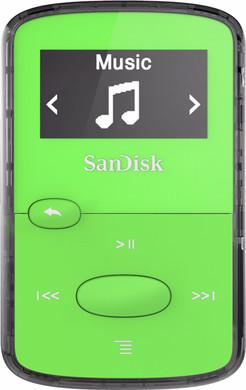 Sandisk Clip Jam 8GB Groen