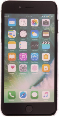 Muvit Crystal Apple iPhone 7 Plus Back Cover Transparant