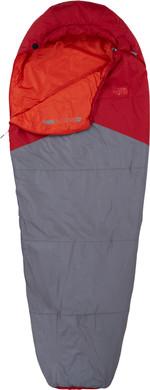 The North Face Aleutian 55/10 Cardinal Red/Zinc Grey