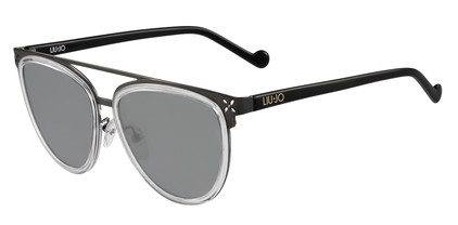 Liu Jo LJ107S Shiny Dark Gun / Grey