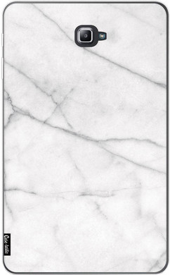 Casetastic Samsung Galaxy Tab A 10.1 White Marble Hoes