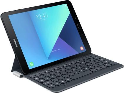Samsung Galaxy Tab S3 Book Toetsenbord Hoes AZERTY