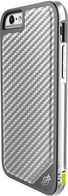X-Doria Defense Lux Cover Apple iPhone 6/6s Zilver