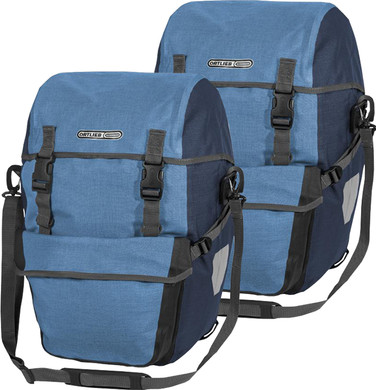 Ortlieb Bike-Packer Plus Blauw (paar)