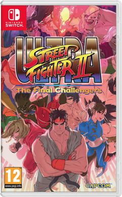 Ultra Street Fighter II Switch