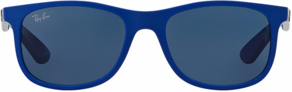 Ray-Ban Junior RJ9062S Matte Blue / Dark Blue