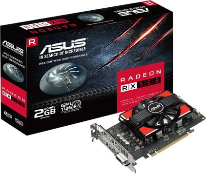 Asus Radeon RX550-2G