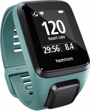TomTom Spark 3 Cardio Aqua - S