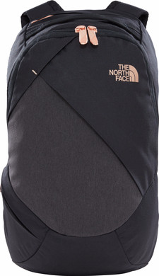 The North Face Women's Electra Black Heather/Coral