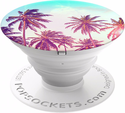 PopSockets Expanding Stand/Grip Palm Trees
