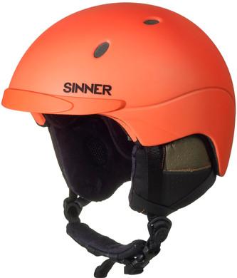 Sinner Titan Matte Neon Orange (61 - 62 cm)