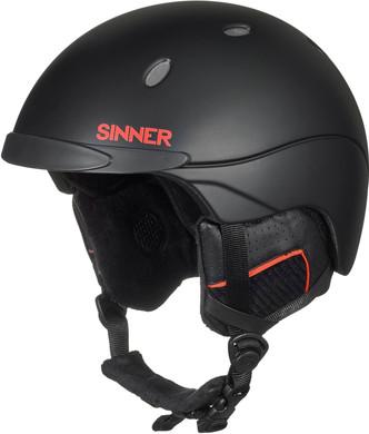 Sinner Titan Matte/Shiny Black (59 - 60 cm)