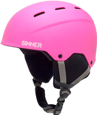 Sinner Poley Matte Pink (53 - 54 cm)