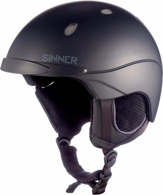 Sinner Titan Matte Black (61 - 62 cm)