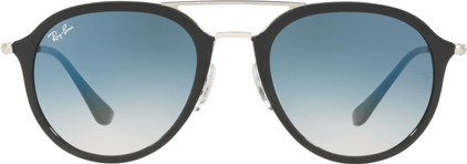 Ray-Ban RB4253 Black / Clear Gradient Blue