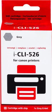Huismerk CLI-526GY Grijs voor Canon printers (4544B001)
