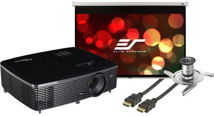 Bioscoop en gaming pakket - Optoma HD142X