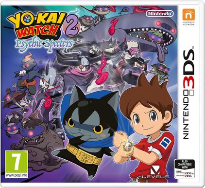 YO-KAI WATCH 2 : Psychic Specters 3DS