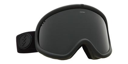 Electric Charger XL Matte Black + Jet Black Lens