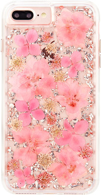 Case-Mate Karat Petals Apple iPhone 7 Plus/8 Plus Back Cover Roze