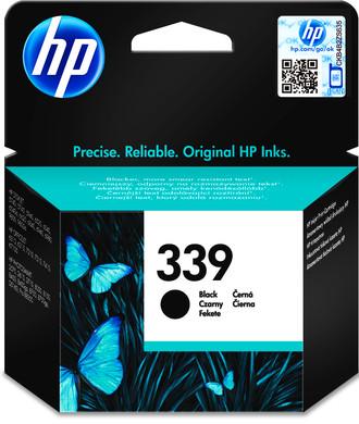 HP 339 Cartridge Zwart (C8767EE)
