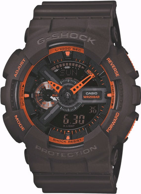 Casio G-SHOCK Classic GA-110TS-1A4ER