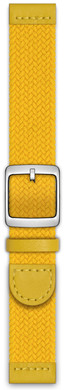 Nokia 18mm Kunststof Horlogeband Geel