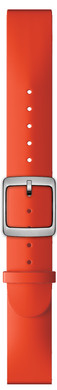 Nokia 18mm Siliconen Horlogeband Rood