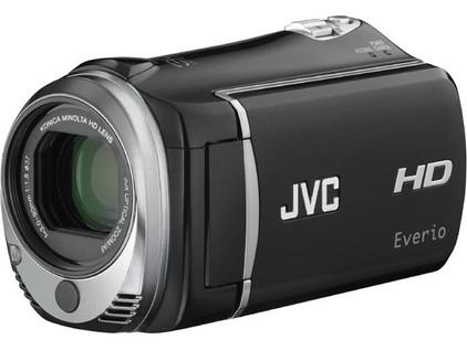 JVC Everio GZ-HM335 HD SD Camcorder 8 GB