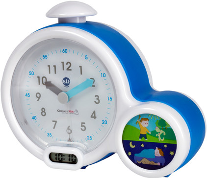 Kid'Sleep Klok Blauw