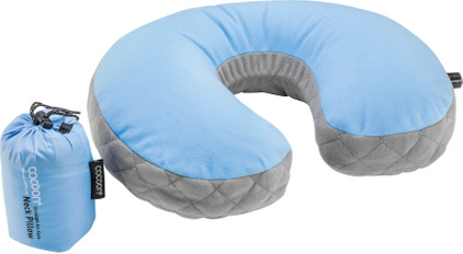 Cocoon Neck Pillow UL Blue